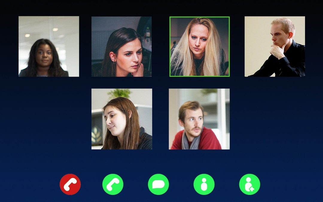 Video Call Etiquette, It's Worth Giving Some Thought!